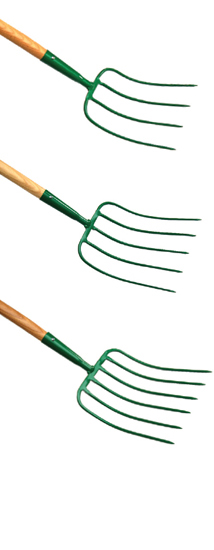 High STrength Manure Forks